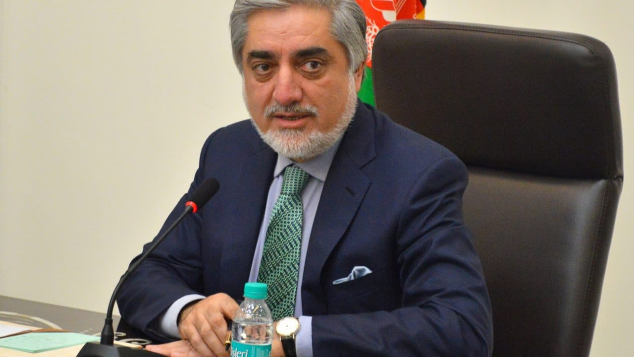 Afghanistan's Top Negotiator Abdullah Abdullah To Visit India