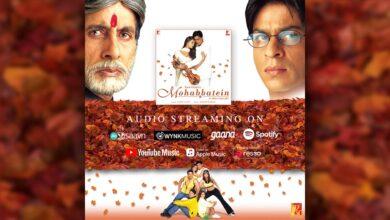 Amitabh Bachchan Celebrates 20 Years Of Mohabbatein
