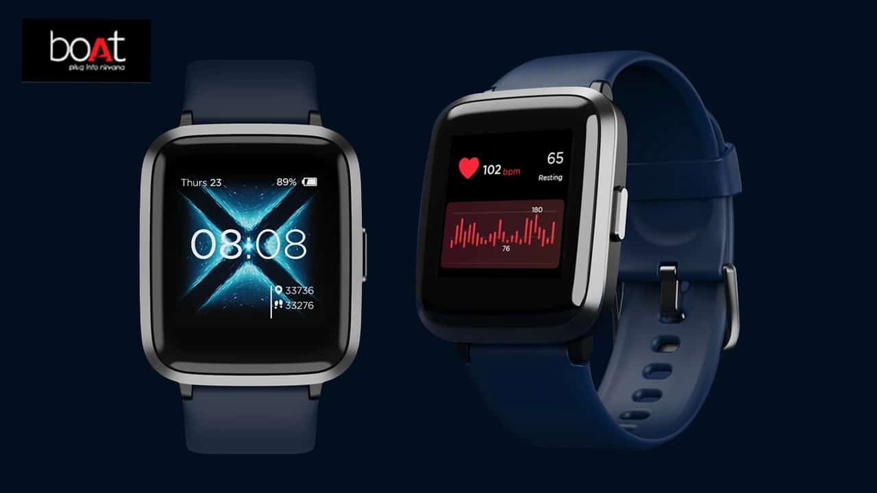 Boat Launches First Smartwatch In India