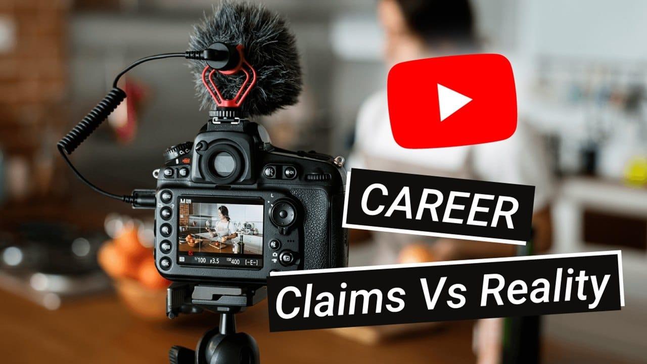 Choose You Tube As A Career Option Reality