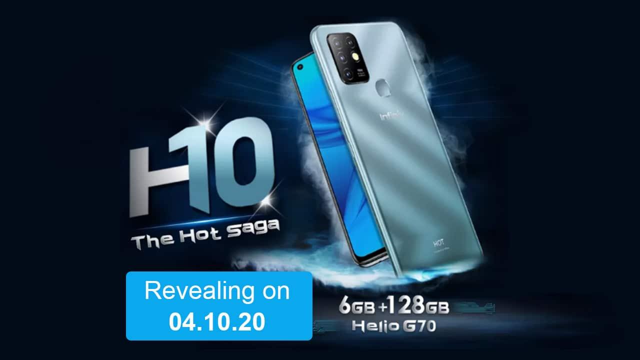 Infinix Hot 10 India Launch Set For October 4