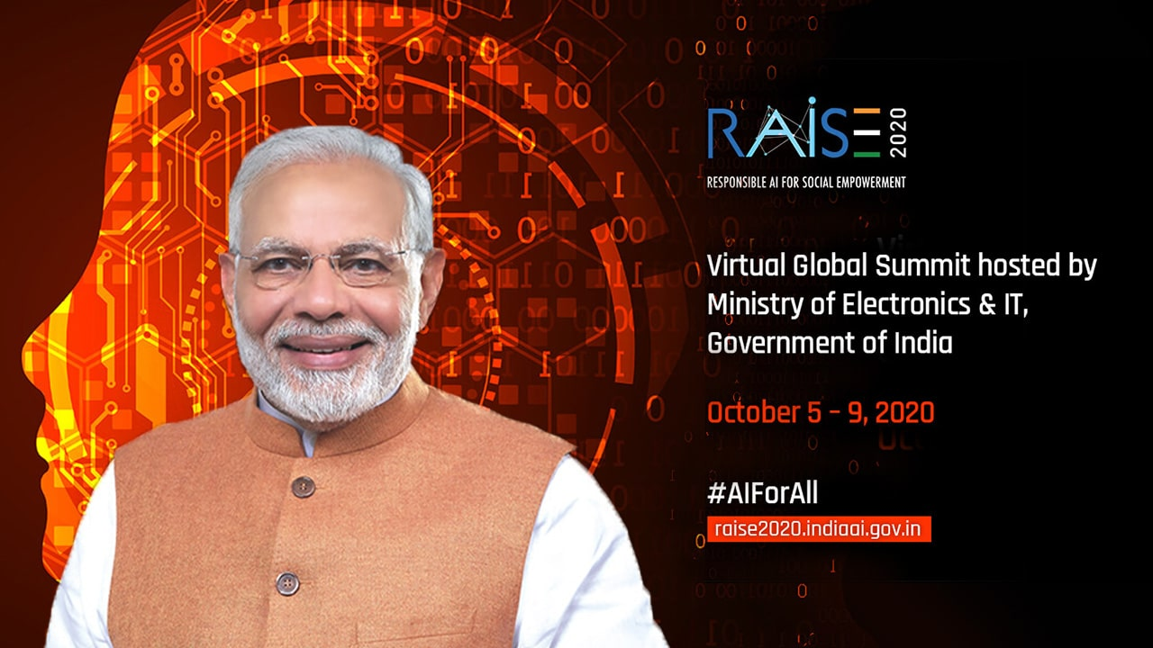 Pm Modi To Inaugurate Global Summit On Artificial Intelligence