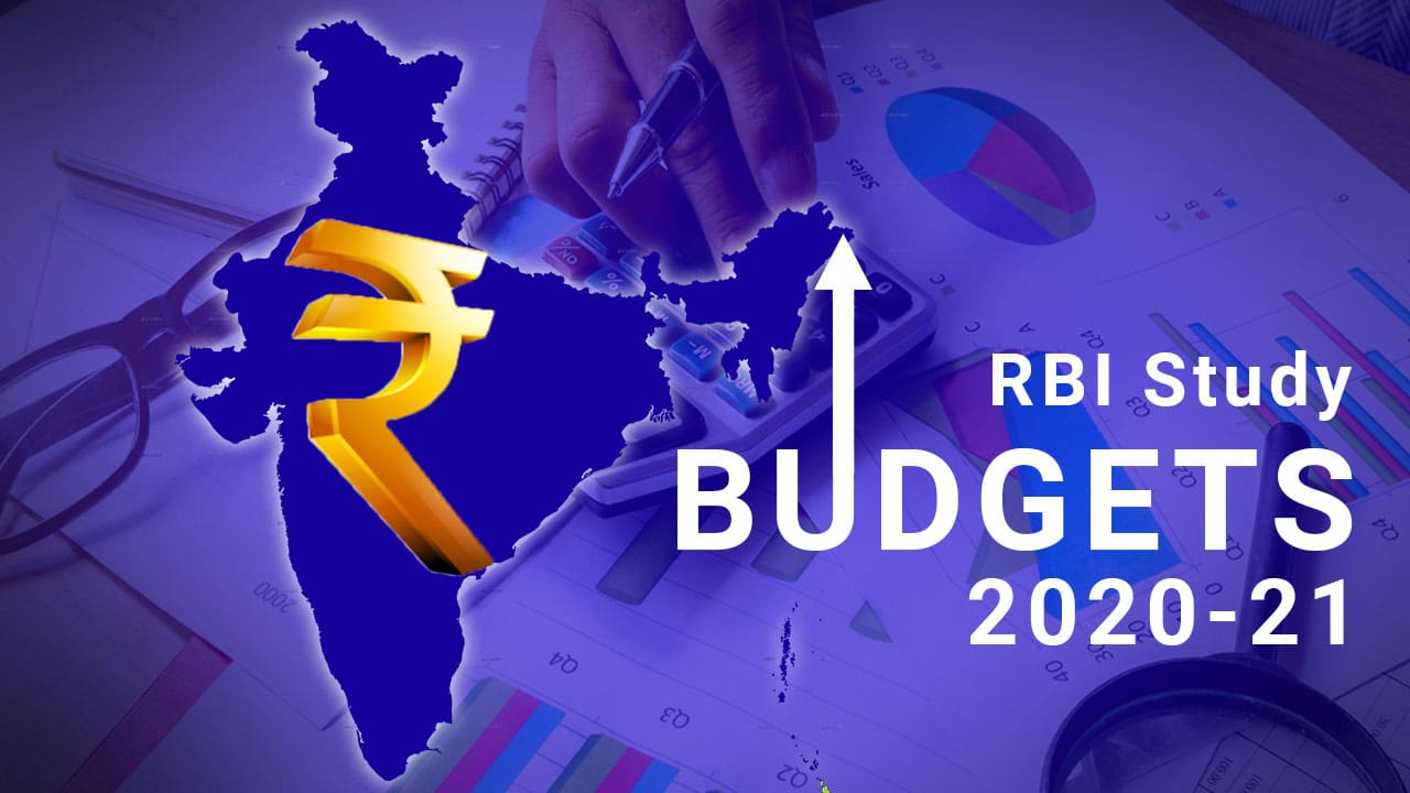 R B I Releases State Finances A Study Of Budgets