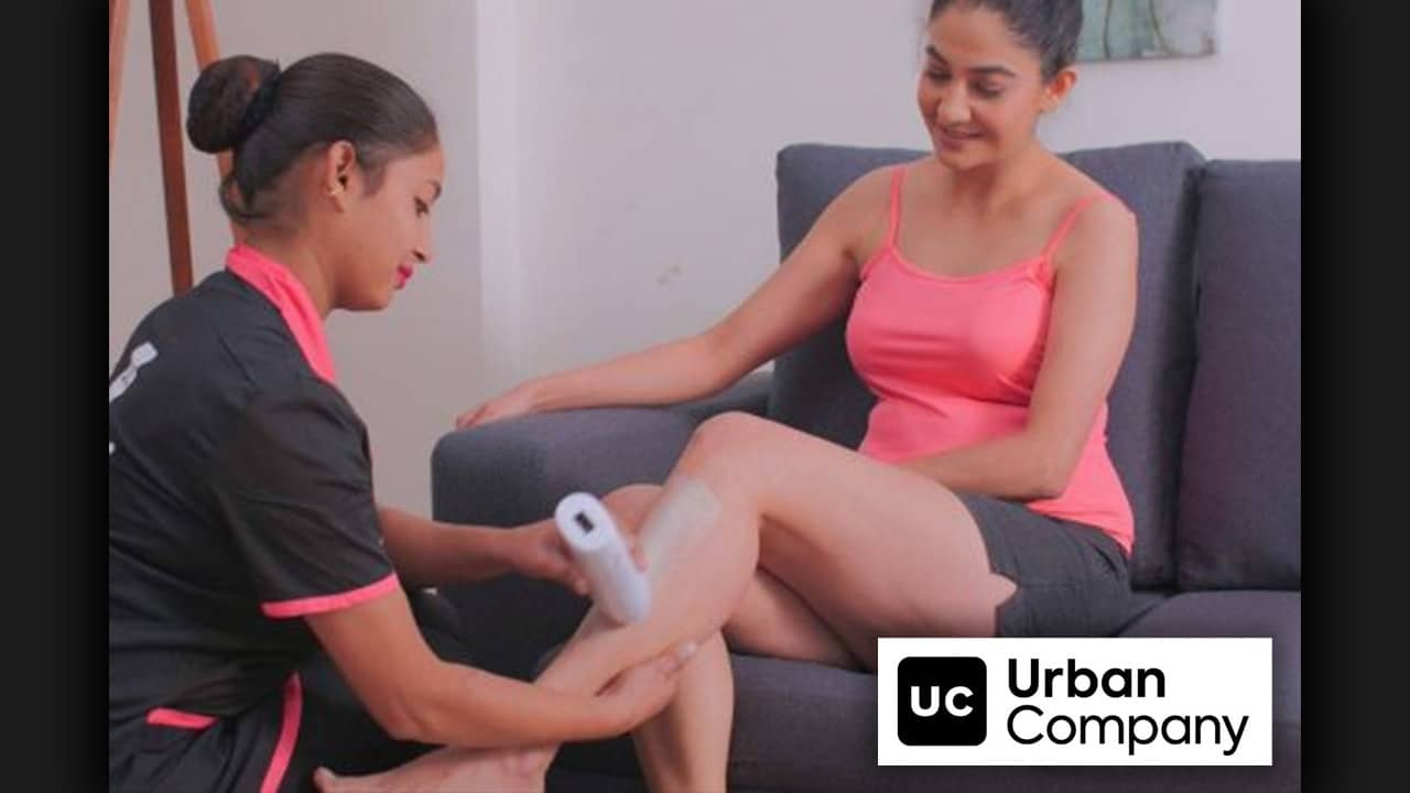 Urban Company Launches New Low Pain Roll On Waxing