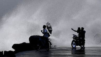 Cyclone Nivar Weakens But Heavy Rain In Chennai Puducherry