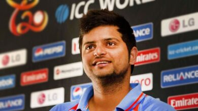 Fans Pour Wishes To Suresh Raina's 34th Birth Anniversary