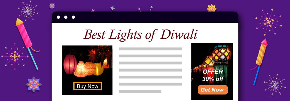 Introduce The Latest Diwali Lights To Your Blog