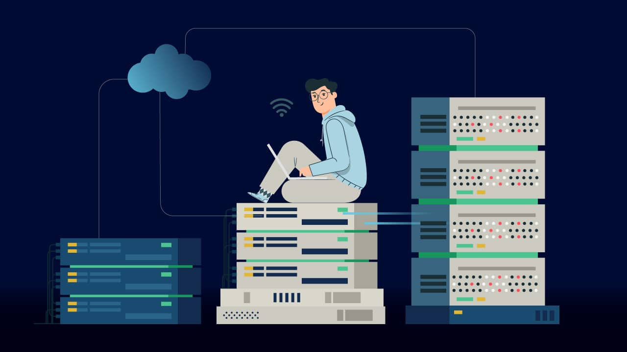 Know In Details The Work Procedure Of A Dedicated Server