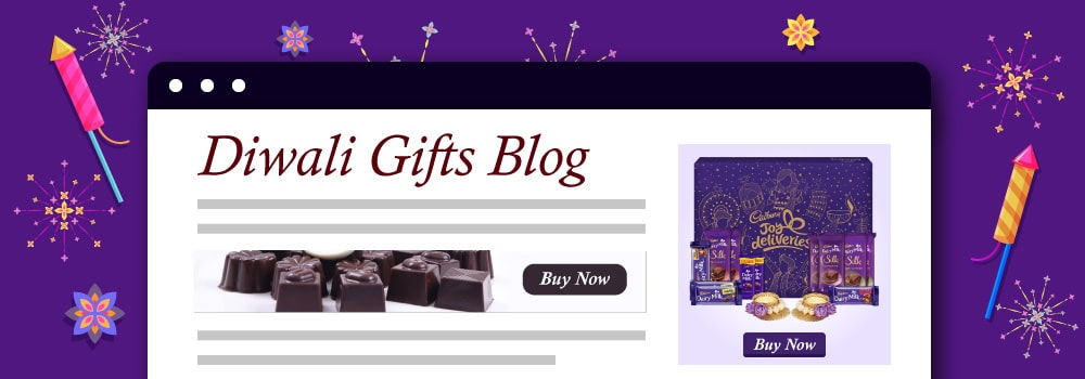 Opportunity For Diwali Gifts Related Blogs