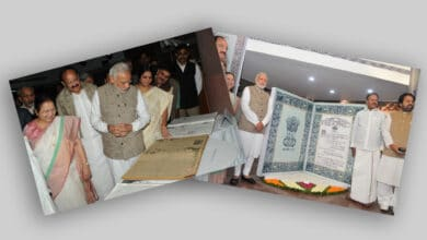 P M Modi Express Gratitude On The Indian Constitution Day