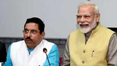 P M Narendra Modi Wishes Union Minister Pralhad Joshi For Birthday
