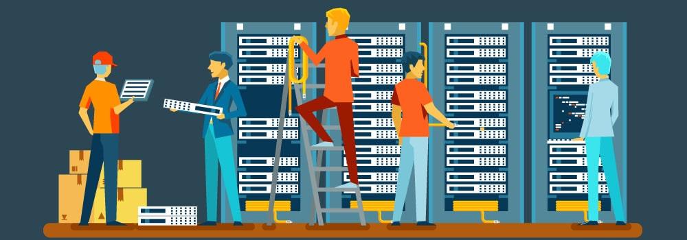 The Details Of Dedicated Server Hosting Work Process