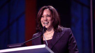 Vice President Kamala Harris Said Ready To Write Next Chapter In U S History