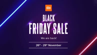 Xiaomi Black Friday Sale Starts From This Week